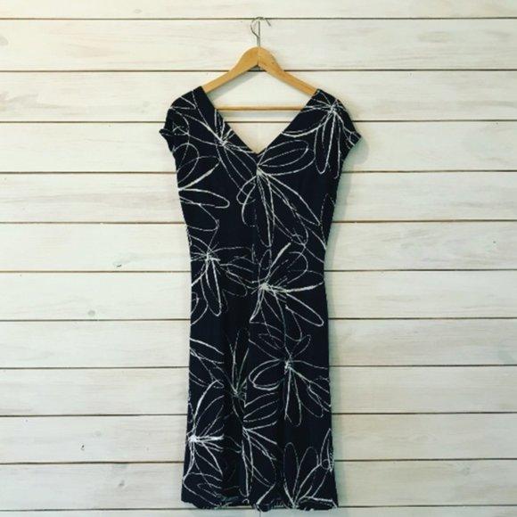 Lady Hathaway Dresses & Skirts - Lady Hathaway Floral Print Dress